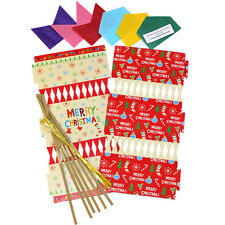 8 kraft nordic scandi christmas make your own crackers kit ebay item 5 make your own christmas cracker kit makes 12 crackers hats snaps jokes mc make your own christmas cracker kit makes 12 crackers hats snaps jokes solutioingenieria Choice Image