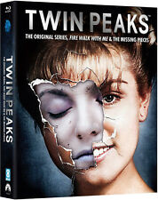 Twin Peaks: Original Series - Fire Walk With Me & Blu-ray