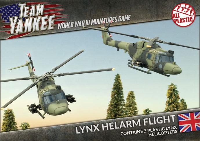 Team Yankee - Lynx Helarm Flight TBBX05