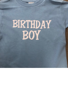 Image Is Loading Personalized Birthday Boy Shirt Custom Toddler