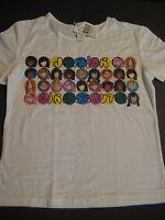 Girl Scouts Of America Junior White Short Sleeve Shirt 200