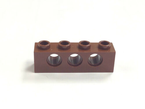 LEGO 3701 Technic Brick 1x4 choix couleur-TC-01