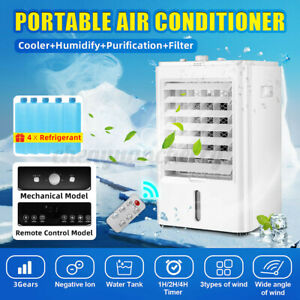 65W-Portable-Air-Cooler-Conditioner-Purifier-w-Remote-Cooling-Conditioning-Fan