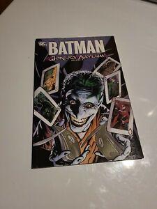 DC-Comics-Joker-Graphic-Novel-TPB-Batman-Jokers-Asylum-Volume-2