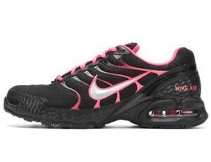 9cc0cee094 Nike Air Max Torch 4 Womens 343851-006 Black Pink Flash Running ...