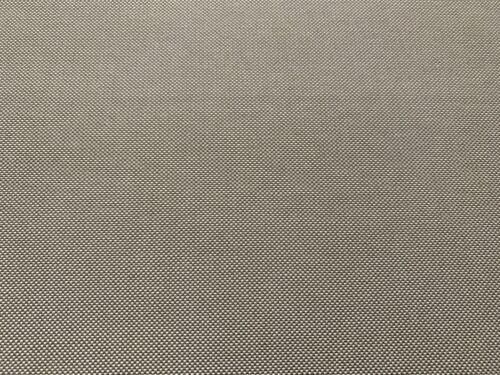 Per esterni giardino resistente all/'acqua tessuto di cotone larghezza 160cm morbido Fawn Beige