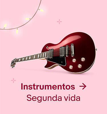 Instrumentos - Segunda vida