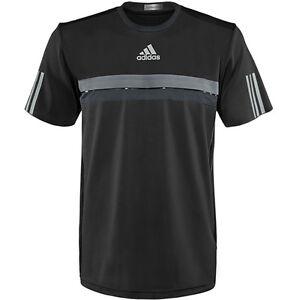 Adidas-Men-039-s-Barricade-Tee-Black-S15687