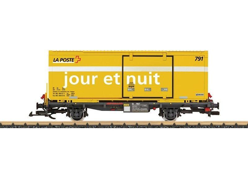 il prezzo più basso LGB l47894 la poste container autorello autorello autorello portante RhB  è scontato