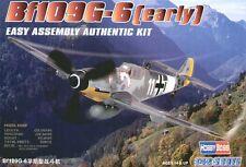O Hobby-Boss 80225 - Bf 109 G-6 (early)  (Scala 1/72)
