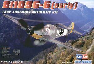 O Hobby-Boss 80225 - Bf 109 G-6 (early) (Scala 1/72) - Italia - O Hobby-Boss 80225 - Bf 109 G-6 (early) (Scala 1/72) - Italia