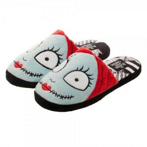 aa6bea4268d Image is loading Sally-Nightmare-Before-Christmas-Slippers-Shoes -Slides-Soft-