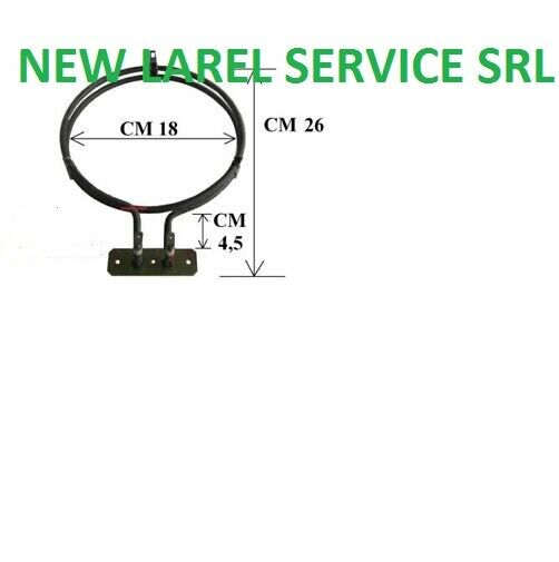 RESISTENZA CIRCOLARE 2170W 240V FORNO ELECTROLUX AEG ZANUSSI ORIGINAL 3570284038