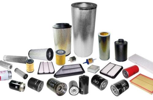 Filtersatz für Schaeff HML30 Motor Deutz F3L912