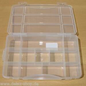Sortierkasten-Sortierkiste-Sortimentskasten-Sortierbox-240x155x41mm-Transparent