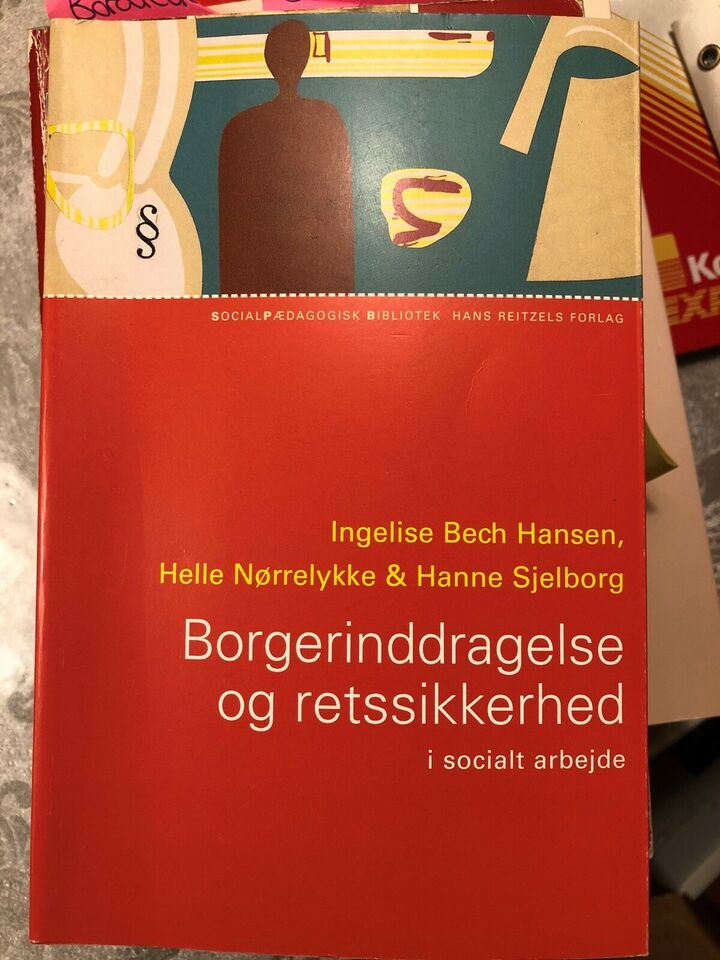 Bøger til socialrådgiver uddannelsen, Blandet