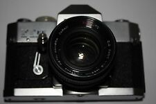 PETRI FT EE Film Camera-Fully Automatic Lens 1:1.8 f=55mm Made in Japan