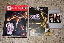 Xena: Warrior Princess Talisman of Fate (Nintendo 64 n64, 1999) Complete GOOD A