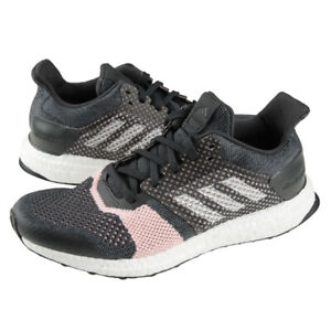 Details about Adidas Ultraboost ST Women's Running Shoes Sports Athletic Black B75864