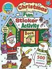The Wonderful World of Simon Abbott: Christmas Fun Sticker Activity Book by Octopus Publishing Group (Paperback, 2014)