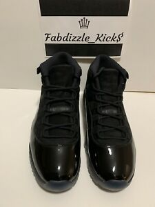 Image is loading Nike-Air-Jordan-11-Retro-Cap-And-Gown- b3cc4617c