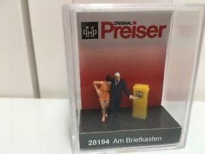 Am Briefkasten 28194 von Preiser