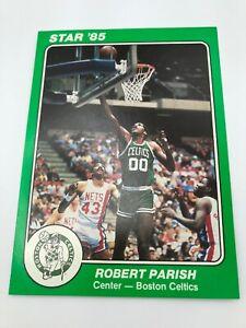 1984-85-Star-85-Supers-Boston-Celtics-5-x-7-2-Robert-Parish-Basketball-Card