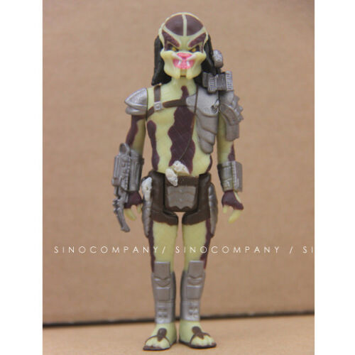 Funko ReAction Predator Closed Mouth Predator 3.75/'/' Retro Action Figure
