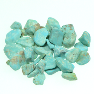 ONE-Turquoise-Nugget-10-15mm-TQK-USA-Healing-Crystal-Natural-Stone-QTY1