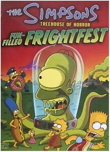 'The Simpsons Treehouse of Horror: Fun-filled Frightfest' By Matt Groening