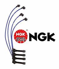 "JDM Honda Acura ""HE73"" NGK Blue OEM Spark Plug Wires Accord Civic Odyssey CL"