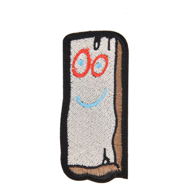 1pc cute cartoon iron on patch embroidery sew iron applique diy badge craftPTCA