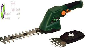 Scotts Outdoor Power Tools Lss10172S 7.2-Volt Lithium-Ion Cordless Grass Shear/S