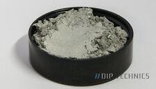 Polvo de perlas de aleación de plata Pigmento en Polvo Pintura Plasti Dip Nail Art Mica 25g