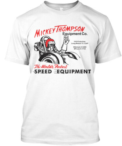 Equipment Co The Worlds Standard Unisex T-shirt Mickey Thompson Dragster