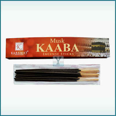 MUSK AL KAABA INCENSE STICKS BAKHOOR QUALITY OUD SCENT ISLAMIC ORIENTAL OUD  | eBay
