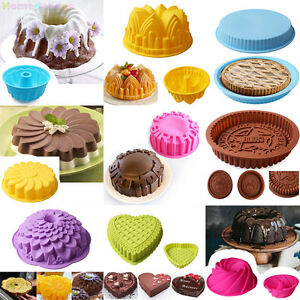 Large-Silicone-Cake-Mold-Pan-Muffin-Chocolate-Pizza-Pastry-Baking-Tray-Mould