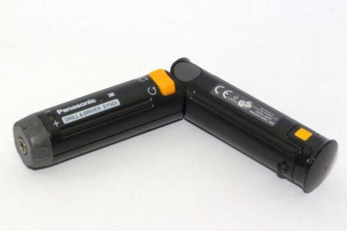 Panasonic EY503 2.4V Perceuse sans Fil et Tournevis avec EY9021 Batterie