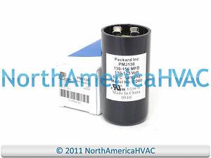 Packard Motor Start Capacitor 400-480 MFD 220-250 Volt VAC PTMJ400