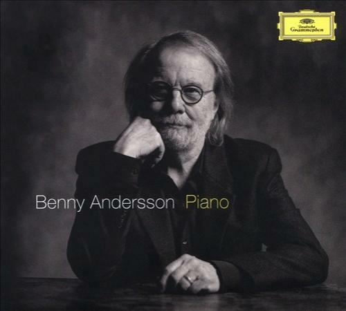 BENNY ANDERSON - PIANO (DELUXE) NEW CD