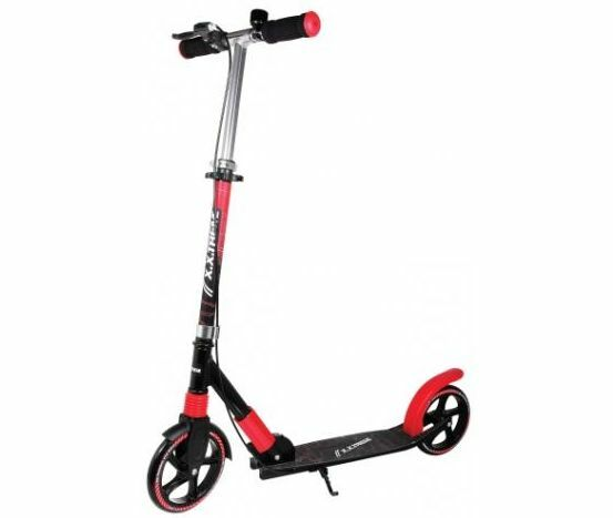 XXTreme Alu Scooter 205 mm Reifen Roller Cityroller Mit Bremse 73415837 Neu Ovp