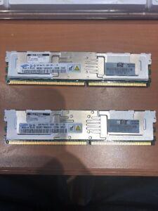 16gb-8x-2-ECC-RAM-PC2-5300F-HP-DL380-G5-ML370-DELL-1950-2950-SERVER-MEMORY