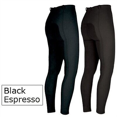 Irideon Cadence Stretch-Cord Full Seat Low rise Breeches  XS - Caffe