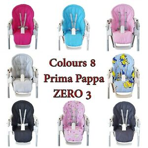 Groovy Details About Peg Perego Prima Pappa Zero 3 Siesta Tatamia Cover Highchair Cushion Caraccident5 Cool Chair Designs And Ideas Caraccident5Info