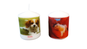 Personalised-Picture-Candles-in-2-sizes-any-picture-words-sentiment-Thanks