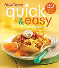 Betty Crocker Quick and Easy Cookbook: 30 Minutes or Less to Dinner by Betty Crocker (Hardback, 2007)