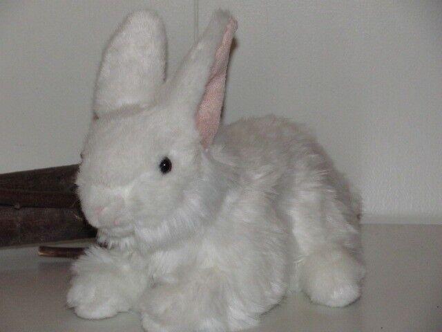 Kanin kæledyr kramme bamse vasket kludedukker