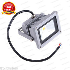 Waterproof 10W 9 LED Flood Light Pure White AC 85-264V For Indoor & Outdoor Use