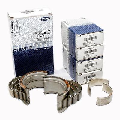 Pontiac 326 350 389 400 Clevite Connecting Rod+Main Crank Bearings Kit 1963-79