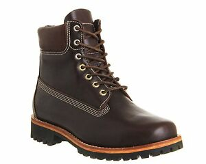 Details zu Mens Timberland Earthkeepers Heritage LTD Rugged Waterproof Bark Euroveg 6848A